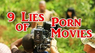 Photo 9 Lies Of Porn Movies 9 Kebohongan Film Porno