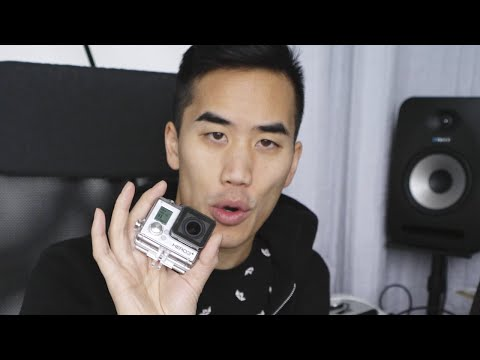 Abusing a GoPro - FOR MUSIC!   Andrew Huang