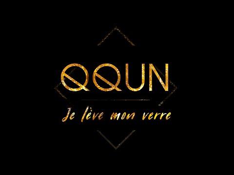 QQUN  | Je lève mon verre  Lyrics Video