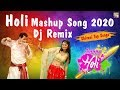 The Holi Mashup 2020 || Shivani Top Songs Holi Spacial Juke Box || Latest DJ Songs Remixes holi song