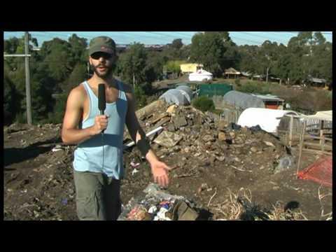 Earthships, Chookships and retaining walls - CERES Earthships Australia