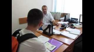 Как Иван Фурлет подавал документы в ОВИР