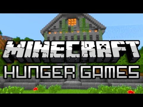 Minecraft: Hunger Games Survival w/ CaptainSparklez - Search and Destroy