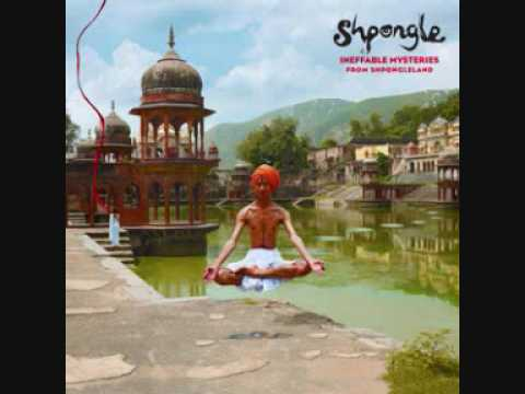 Shpongle - No Turn Unstoned