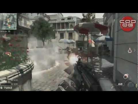 [PARIS] Modern Warfare 3 Gameplay - MW3 Spec Ops Survival Mode