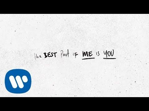 Ed Sheeran – Best Part Of Me feat. YEBBA