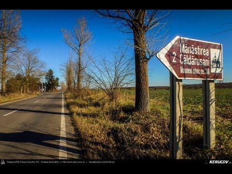 VIDEOCLIP Traseu SSP Bucuresti - Dascalu - Moara Vlasiei - Lipia - Snagov - Saftica - Dimieni - Bucuresti