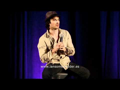 11/06/2011 'Bloody Night Con' (Bcn) Panel Ian parte 1