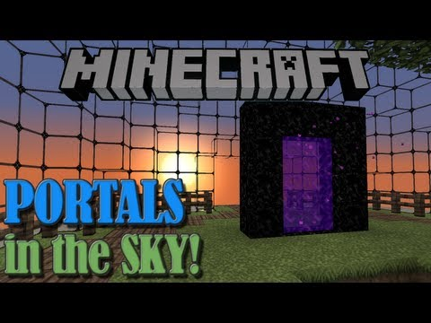 Sky Portals are Fixed! - Minecraft Snapshot 12w30c