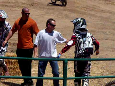 Hangtown Mx Fight.
