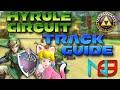Mario Kart 8: Hyrule Circuit - Track Guide / Analysis