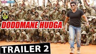Doddmane Hudga - Official Trailer 2   Puneeth Rajkumar, Suri, V Harikrishna   New Kannada Movie 2016