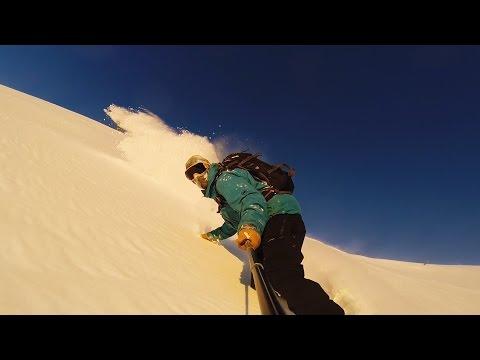 GoPro: Ryan Cruze's Sunrise Teton Pass Line - Line of the Winter January Winner