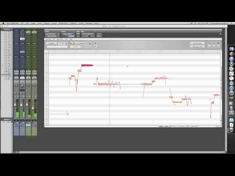 Studio Tips - Tuning Vocals with Melodyne