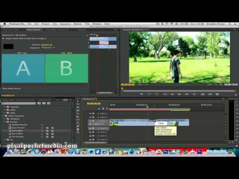 Adobe Premiere Pro CS6 Tutorial: Basics For Beginners