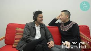 Ha and David Share their Love Story