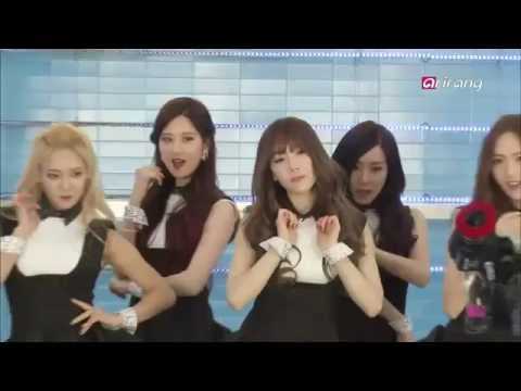 Showbiz Korea - MUSIC VIDEO SHOOT OF GIRLS GENERATION 전 세계 팬들 집중, 역시 소녀시대