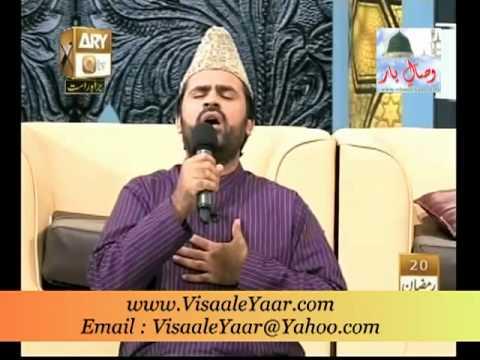 Syed Zabeeb Masood & Tasleem Sabri 19th Ramadan In Qtv.By  Naat E Habib