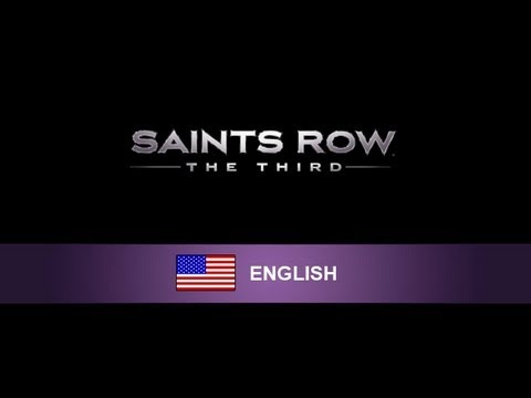 Saints Row: The Third - Tim & Eric & Genki FULL (OFFICIAL)