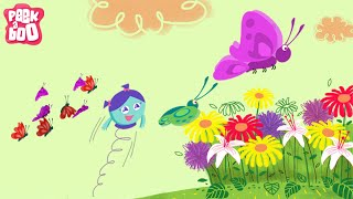 The Butterfly Song With The Dubby Dubs | English Songs And Rhymes For Kids