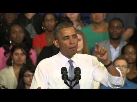 Obama Pushes Back Against Health Care Critics 9/26/13