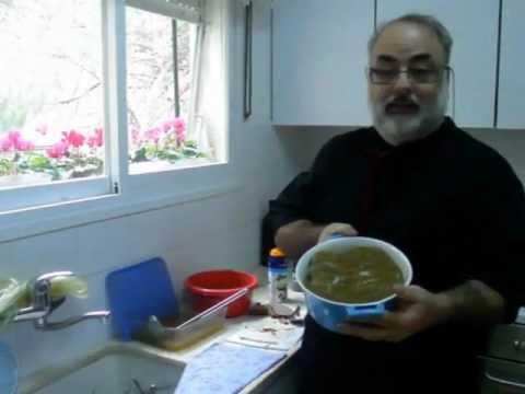 סרט הכנת צלי בשר לפסח - השף איתן קיזלר