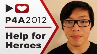 Project For Awesome 2012: Help for Heroes