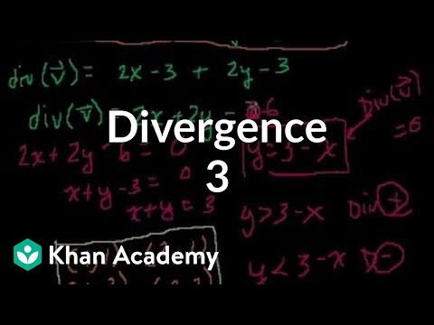 Divergence 3