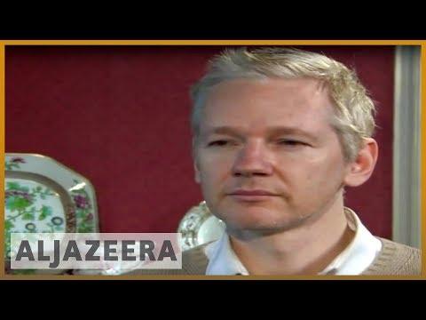 Frost over the World - Julian Assange