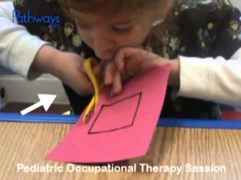 Improving Fine Motor Skills with Occupational Therapy: Meet Sylvie -U72EeuYJkrk