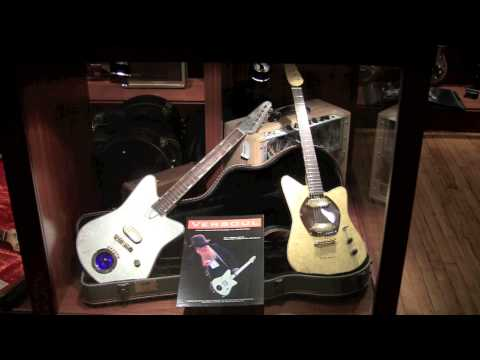 Alabama Music Office goes to Guitar Shops in New York City  1080p