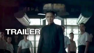 The Grandmasters Chinese Trailer (2013) - Wong Kar Wai IP Man Movie HD