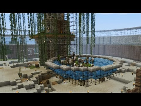 """Death Bowl"" TNT Mob Trap - Minecraft LP #12"