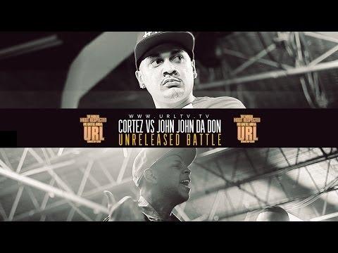 CORTEZ VS JOHN JOHN DA DON / SMACK/ URL