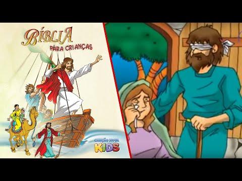 Bíblia para Crianças - História de Tobias e Sara (parte 1)