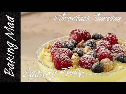 How to bake a Traditional Trifle