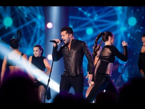 Ricky Martin Performs Come With Me: The Voice Australia Season 2