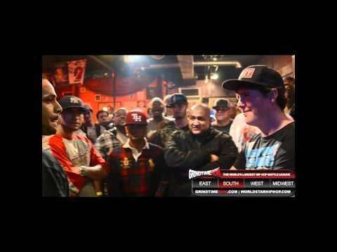 Grind Time Now presents: Flamez vs Heir Jordan