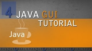 Java GUI Tutorial 4 -- Event Handling