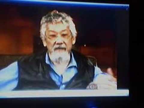 Dr. David Suzuki Speaking Global Warming and Political Will
