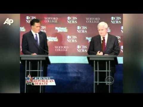 GOP Debate: Attack Iran to Hold Off Nukes?