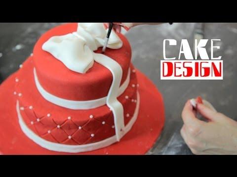 Gâteau de mariage ! Cake design : la déco c'est du gâteau