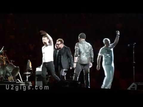 U2 La Plata 2011-03-30 Moment Of Surrender - U2gigs.com