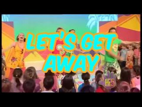 Let's Get Away