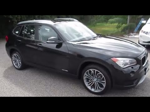 2013 BMW X1 xDrive 35i 060 MPH Drive and Review  fsportlt