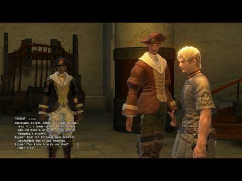 Final Fantasy XIV Beta - Chapter 3.  Myth Becomes Reality