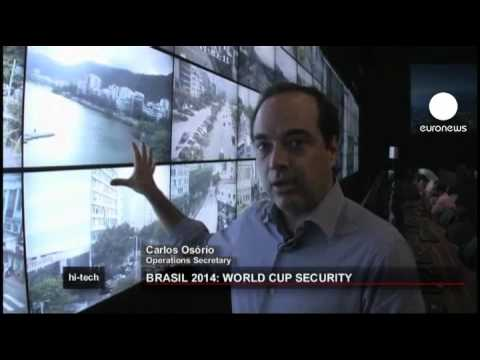 euronews hi-tech - Rio gears up for 2014 World Cup