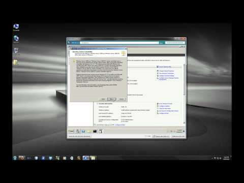 Windows Server 2008 R2 Active Directory Installation -UCAqt7-jsZU