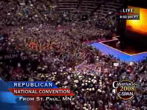 Vice Presidential Candidate Gov. Sarah Palin (AK) Full Speech at the RNC