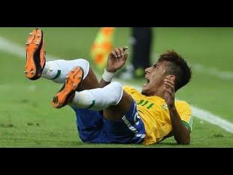 Neymar • Best dives